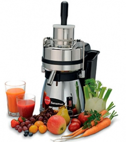 Juice extractor Sanamat Plus Inox 230V1